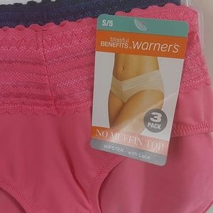 cc2ecde4444e Warner's Intimates & Sleepwear | Warners Blissful Benefits Panties ...